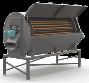 Drum Roller Peeler – SKR industrial potato peeler