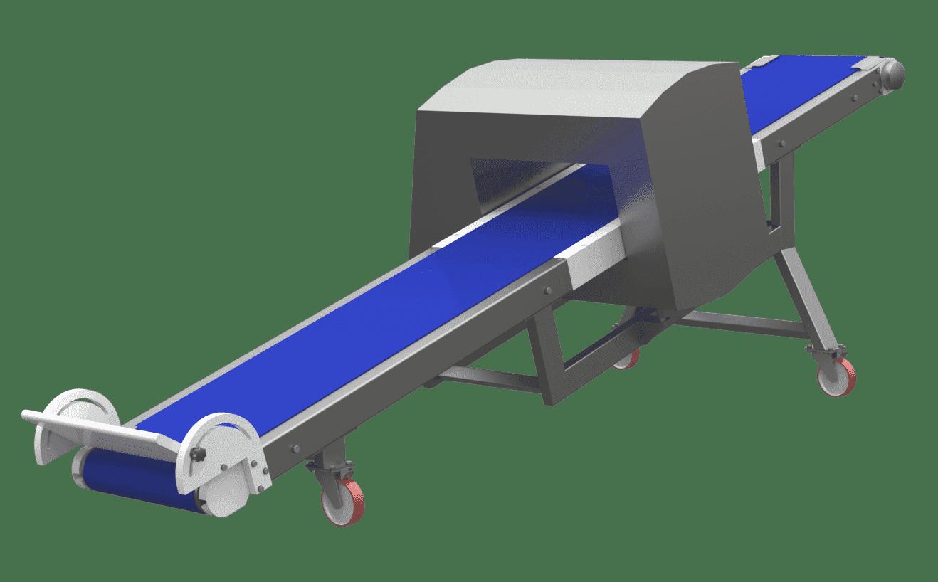 Metalldetektorband – IM