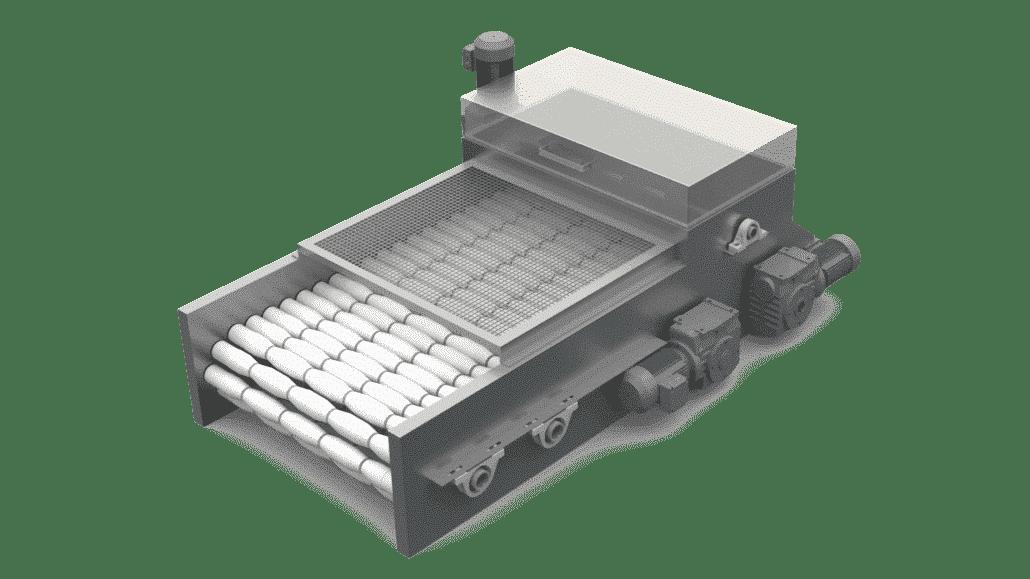 Teilmaschine – DC