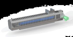 Industrie und Großküchen Sortiermaschine - SR2