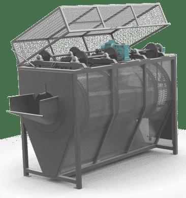 Wastrommel – VW van Marcelissen