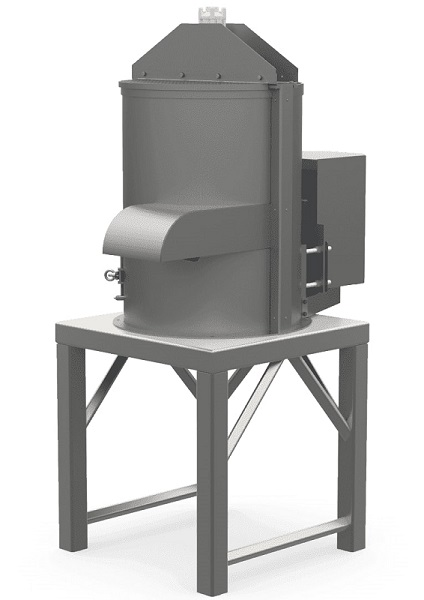 Batch Peeler - SKB, Industrial Potato Peeler