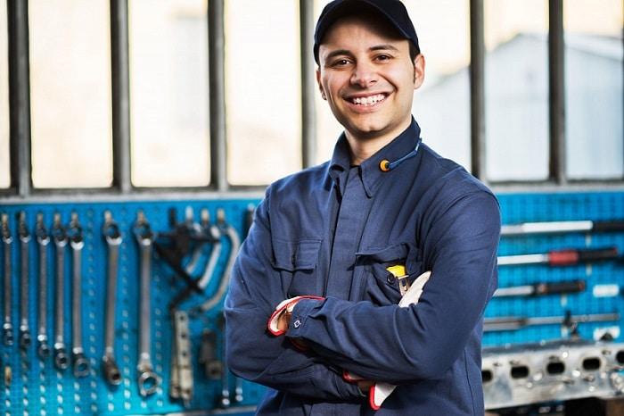 Service engineer - Marcelissen