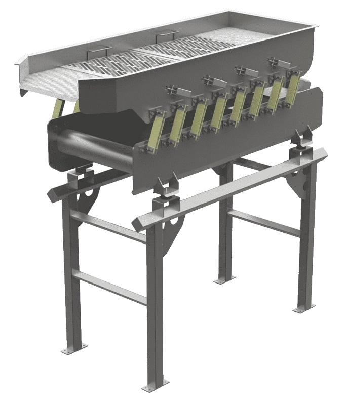 Nubbin Grader Kartoffelsortiermaschine