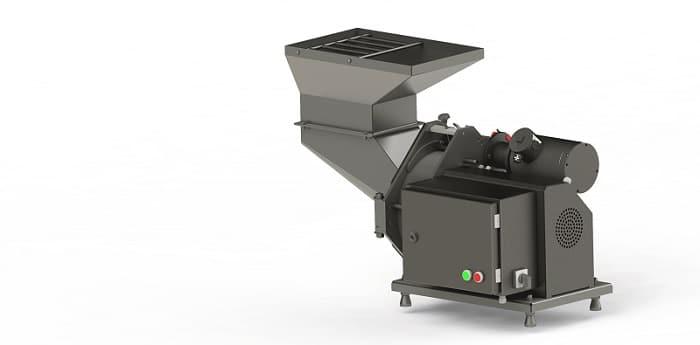 Slitmaster 85 automatic potato cutter