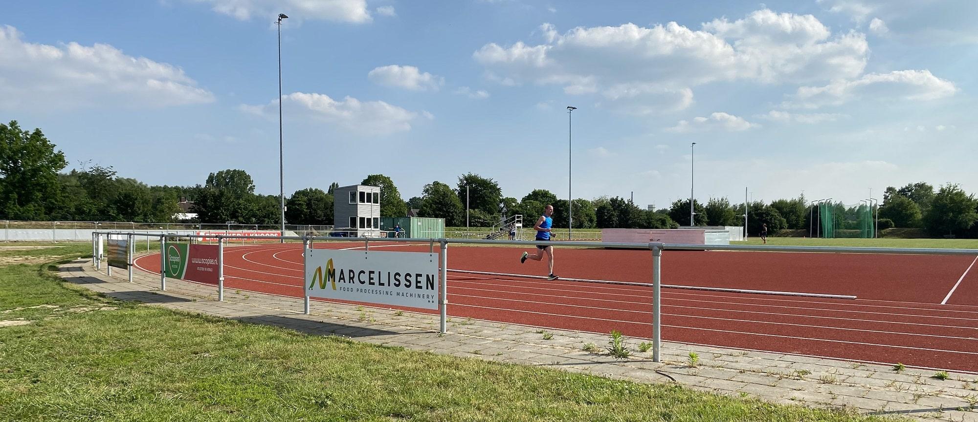 Marcelissen sponsort Scopias atletiek